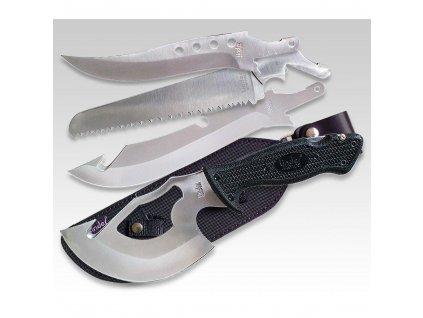 Nůž Linder 4v1 multifunkční 449100