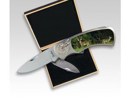 Nůž zavírací Linder 335710 dárkové balení