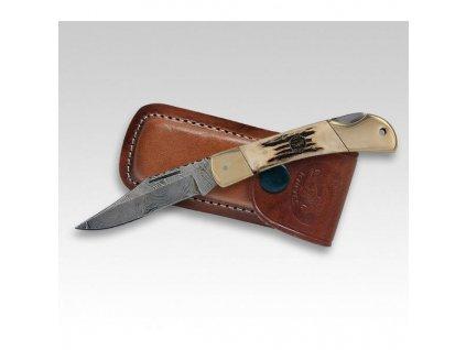 Nůž zavírací Croco Damascus 16 č.336811