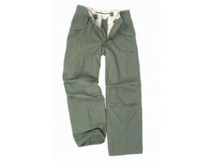 Kalhoty polní M65 Teesar oliv
