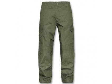 Kalhoty ACU oliv ripstop - Teesar