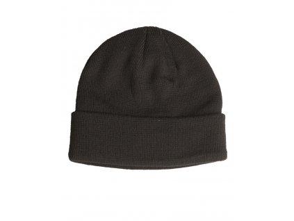 Kulich jemně pletený černý Miltec