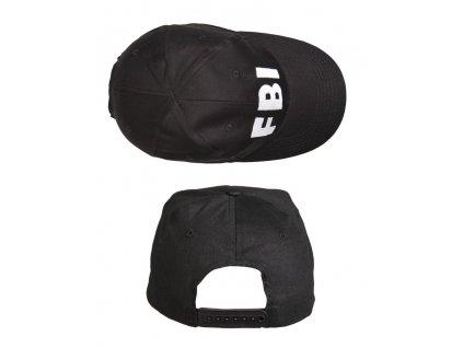Čepice kšiltovka FBI