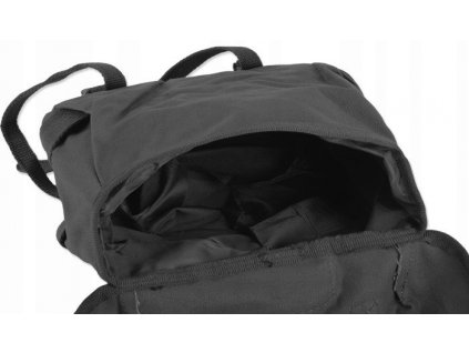 Malá polní US M67 (náprdelák) bavlna černá buttpack