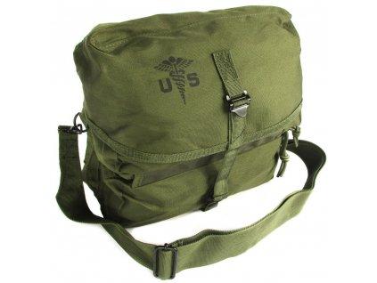 Lékárnička US oliv skládací US Medical Kit Bag