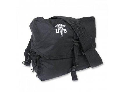 Lékárnička US černá skládací US Medical Kit Bag