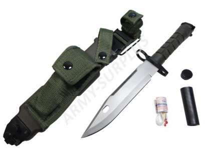 Nůž (bodák,bajonet) US repro M9