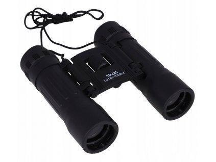 Dalekohled binokulár Miltec 10x25 černý