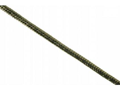 Šňůra commando 9mm oliv 15m