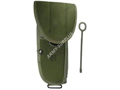 Opaskové pouzdro na zbraň UM84 (Bianchi) oliv Miltec