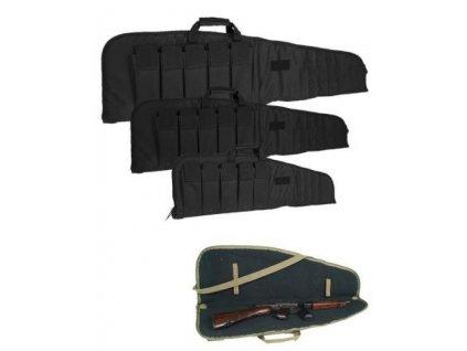 Pouzdro na zbraň 140 cm černé