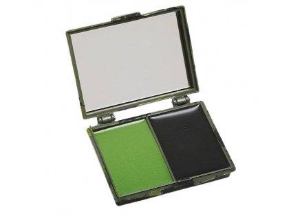 Barvy maskovací v krabičce 2 color
