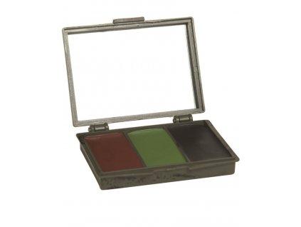 Barvy maskovací v krabičce 3 color