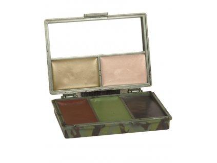 Barvy maskovací v krabičce 5 color