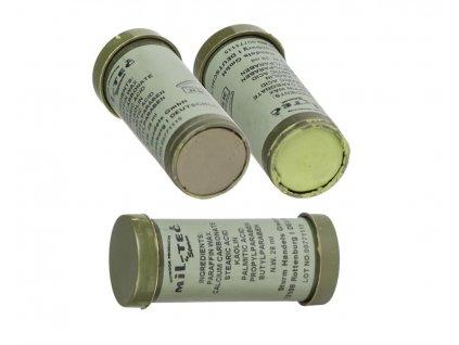 Barvy maskovací tuba oboustranná oliv+okr
