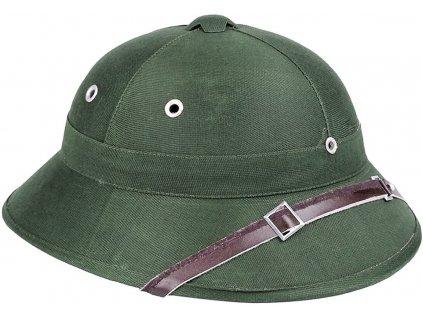 Helma (klobouk,přilba) Vietcong tropická Repro