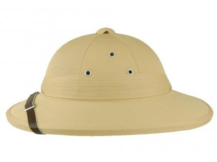 Helma (klobouk,přilba) Francie tropická