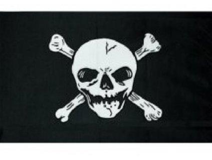 Vlajka Pirát 90x150cm č.94