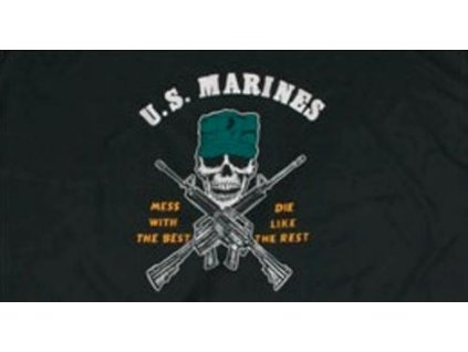 Vlajka USMC 90x150cm č.72
