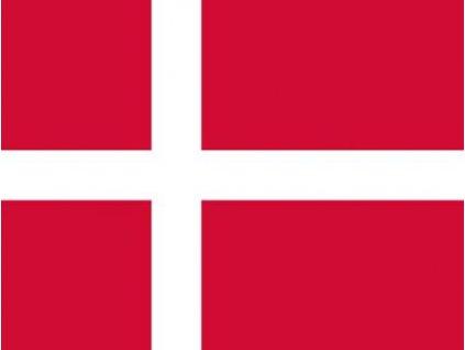 Vlajka Dánsko 90x150cm č.45