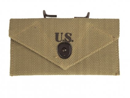 Sumka US M42 (1942) first aid pouch WWII repro