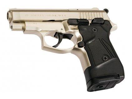Plynová (expanzní) pistole ATAK ZORAKI 914 9mm PAK satén