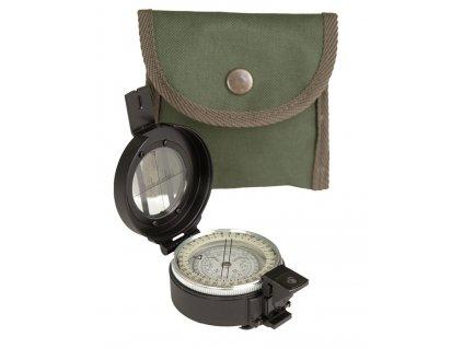 Kompas britský Lensatic kovový Velká Británie