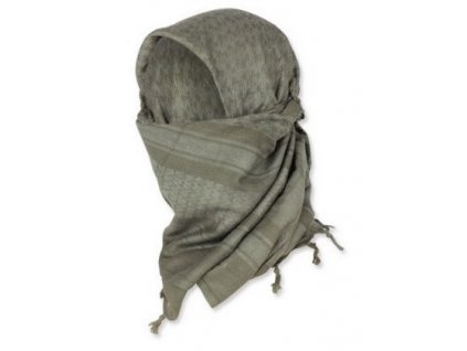 Šátek palestina (shemagh, arafat) oliv Miltec