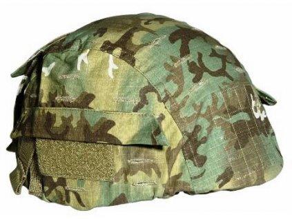 Potah (povlak,obal,převlek) na helmu Velcro MT-PLUS ARID W/L