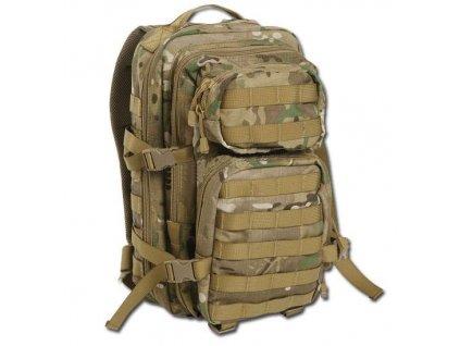 Batoh ASSAULT Pack US 20l molle multicam (multicamo) Miltec