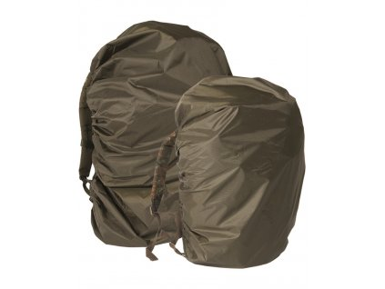 Potah 80l (povlak,obal,převlek) na batoh Mil-Tec ripstop oliv