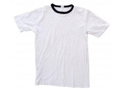 Tričko (triko) BW (Bundeswehr) námořnické bílé