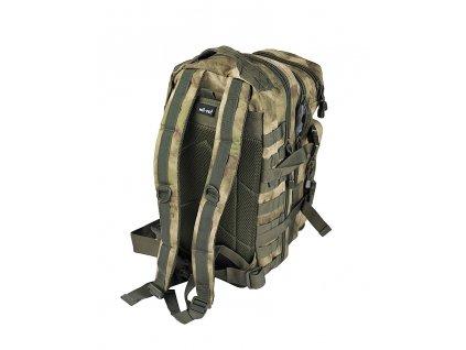 batoh-assault-pack-us-20l-molle-a-tacs-atacs-icc-fg-maly-miltec
