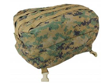 Víko kapsa na batoh USMC molle Marpat ILBE originál 459dc0b3db