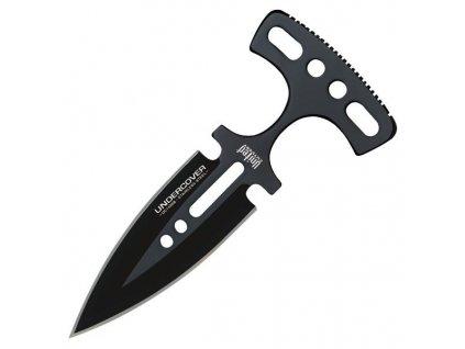 Tlačná dýka (nůž) United Cutlery UC1488B černá