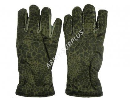 Zimní rukavice Polsko WP wz.89 puma pětiprsté originál