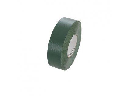 Páska lepící voděodolná 50m x 48mm US oliv (dark green) original