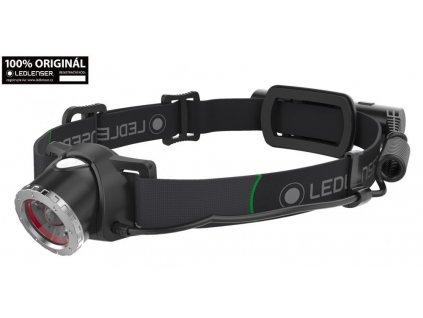 Ledlenser MH10 svítilna (čelovka) nabíjecí USB 600 lm záruka 7 let