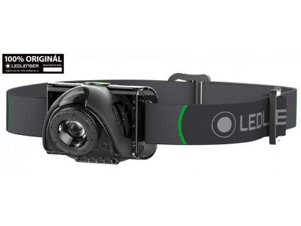 Ledlenser MH6 svítilna (čelovka) nabíjecí USB 200 lm záruka 7 let