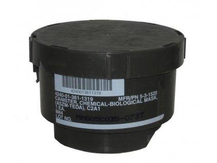 Filtr C2A1 pro plynovou masku US M40