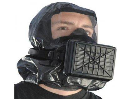 Plynová maska US QuickPro M52-JSCESM Escape Hood Respirator