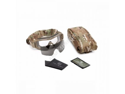 Taktické brýle Revision Desert Locust Coyote Tan multicamo U.S. Military Kit
