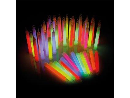 Chemické světlo (Lightstick) Power 25 kusů různé barvy