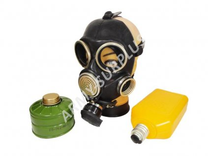 Plynová maska Rusko GP 7V