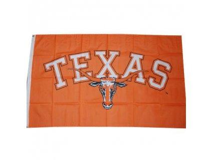 Vlajka Texas-bull 90x150cm č.192