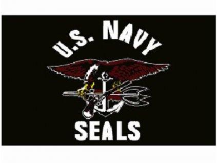 Vlajka 90x150cm Navy Seals č.217