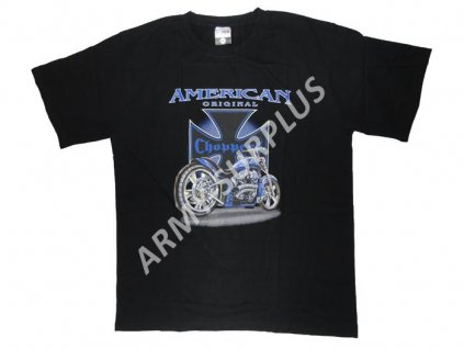 Tričko (triko) potisk american choppers 1405