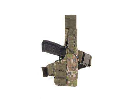 Modulární pistolové pouzdro P09  digital les SK molle ALP FENIX PH-121
