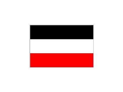 Vlajka Německá říše velká 150x250cm č.231