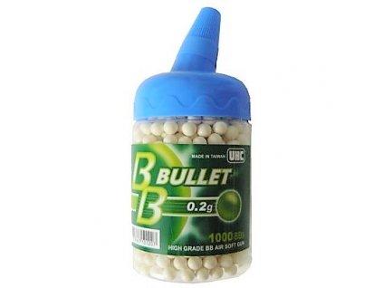 Kuličky UHC 1000 BBs 0,20g láhev